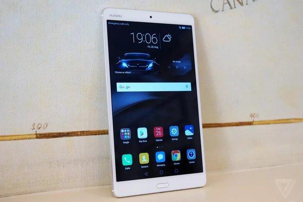 Huawei укрепляет позиции на рынке планшетов
