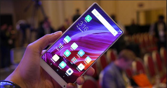 Первая партия белых Xiaomi Mi MIX распродана за минуту