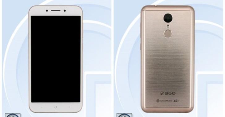 Смартфон 360 N5 замечен на сайте TENAA