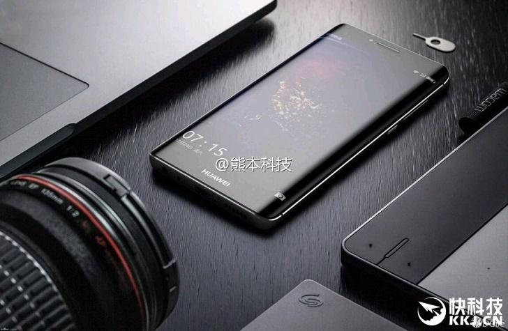 Изображения Huawei P10 Plus утекли в сеть