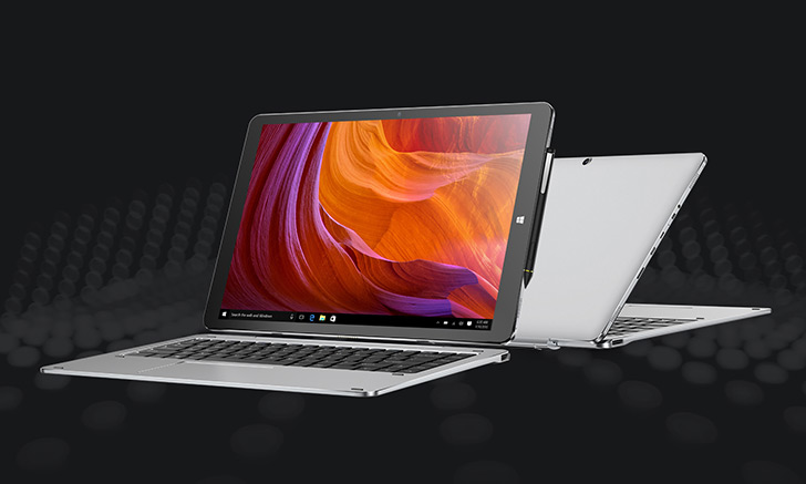 Chuwi представила новый планшет на Apollo Lake — Hi13
