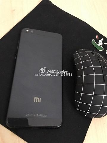 Xiaomi Mi 5C лишился физической кнопки «Домой»