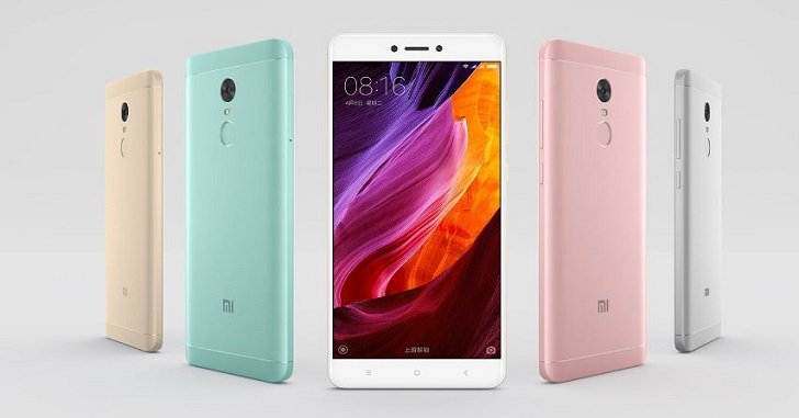Xiaomi Redmi Note 4X скупают за считанные секунды