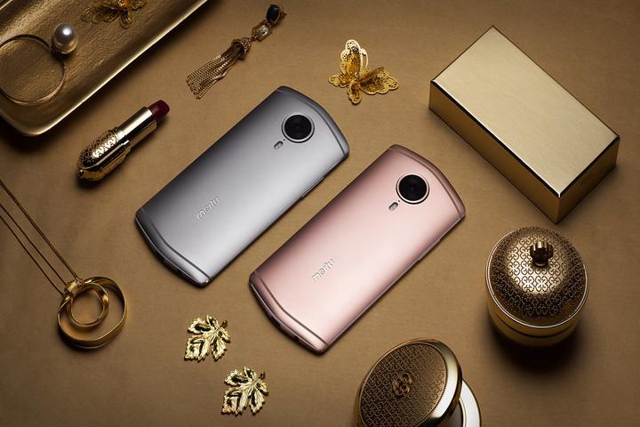 В продажу поступает смартфон для селфи Meitu T8