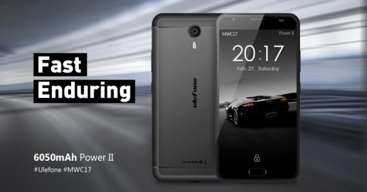 Ulefone Power 2 получит 4 ГБ RAM и 64 ГБ внутренней памяти