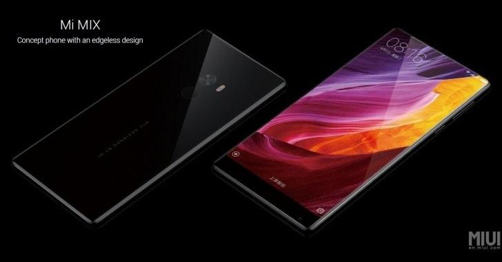 Xiaomi собирается продавать Mi Mix за пределами Китая