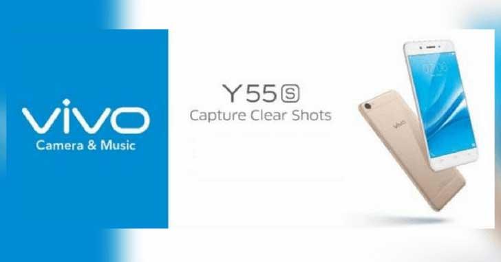 Анонсирован 5,2-дюймовый металлический смартфон Vivo Y55s