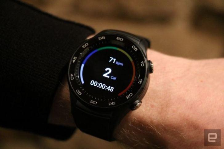 Представлены смарт-часы Huawei Watch 2