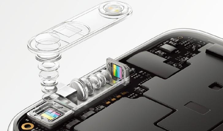 Oppo раскрывает подробности своей технологии 5X