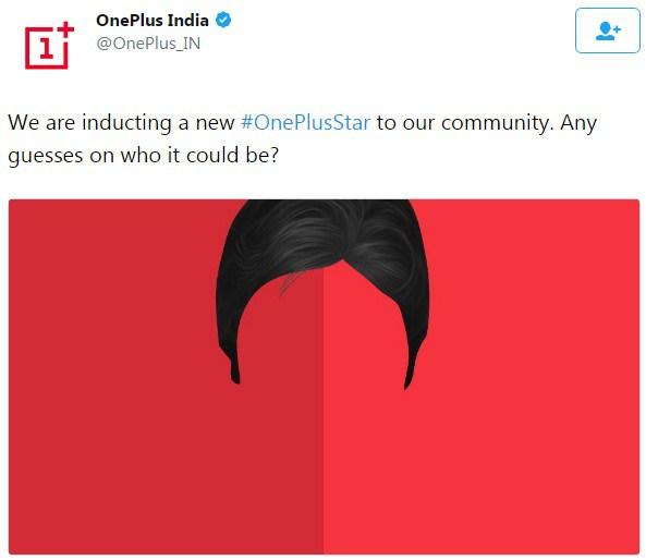 OnePlus начинает привлекать известных людей для рекламы