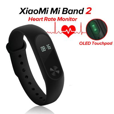 Цена дня: Xiaomi Mi band 2 за 19.99$