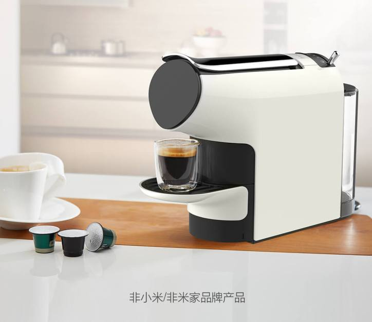 Представлена кофе-машина Xiaomi