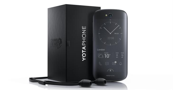 Китайские инвесторы тормозят выпуск Yotaphone 3