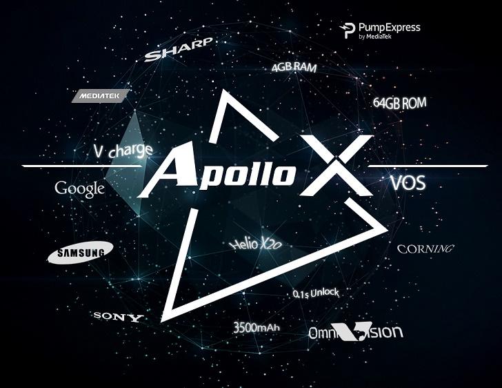 Генеральный директор Vernee рассказал о философии дизайна Apollo X