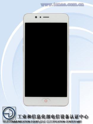 Два новых смартфона ZTE Nubia прошли сертификацию в TENAA