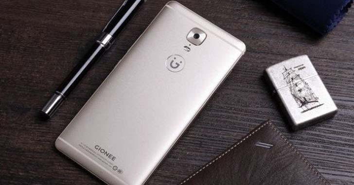 Смартфон Gionee M6S Plus с 6 Гб RAM замечен на сайте TENAA