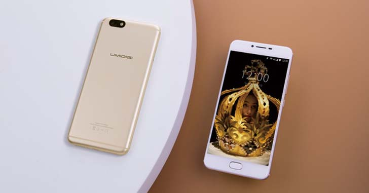 Анонс смартфона Umidigi C Note с металлическим корпусом