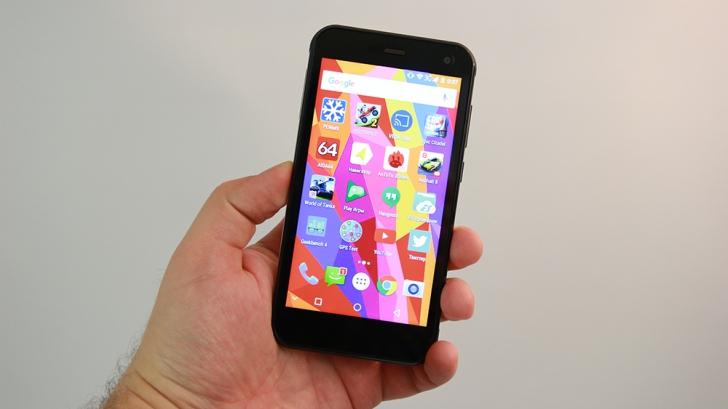 Защищенный и стройный - обзор смартфона Nomu S20