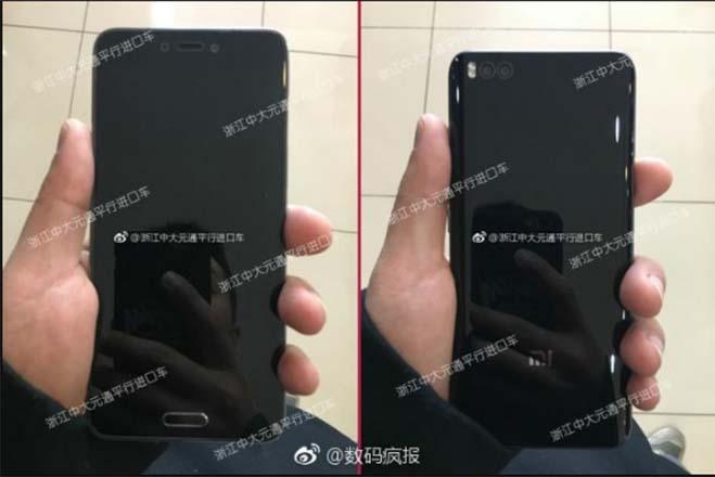 Xiaomi Mi 6 Plus показался со всех сторон