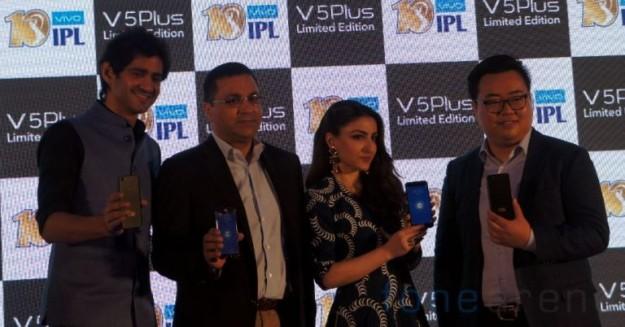 Представлена ограниченная серия Vivo V5 Plus IPL Limited Edition