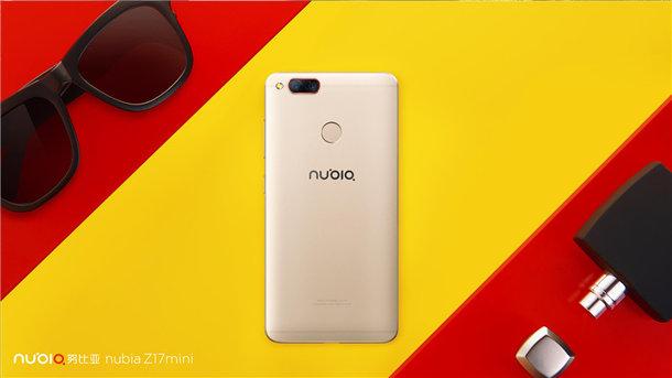 Nubia Z17 Mini будут продавать за пределами Китая