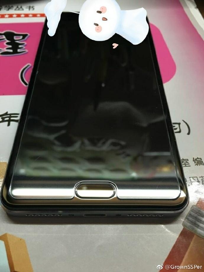 Фотография Xiaomi Mi 6 Plus оказалась в сети