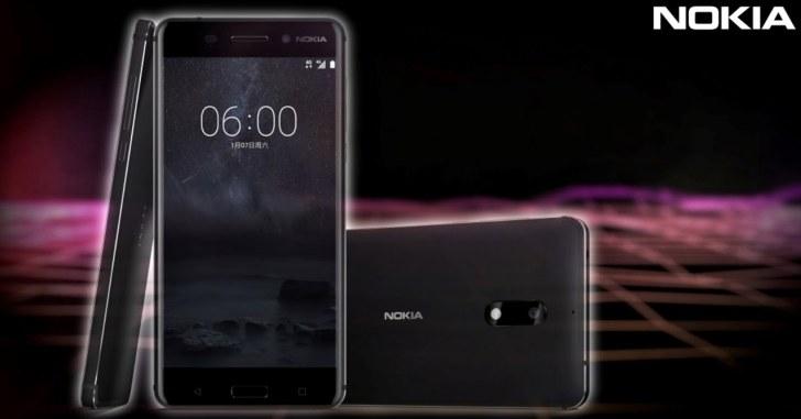 Nokia 6 обновляется до Android 7.1.1