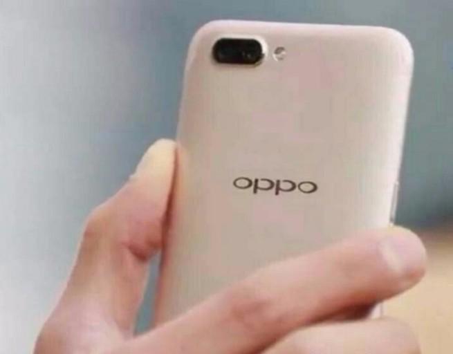 Oppo R11 может выглядеть вот так