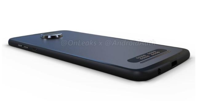 Новый Moto Z2 Force может получить двойную камеру и аудиоразъем