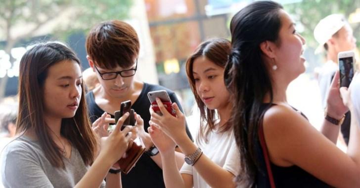 Более 70% китайцев покупают новые смартфоны раз в 2 года и чаще