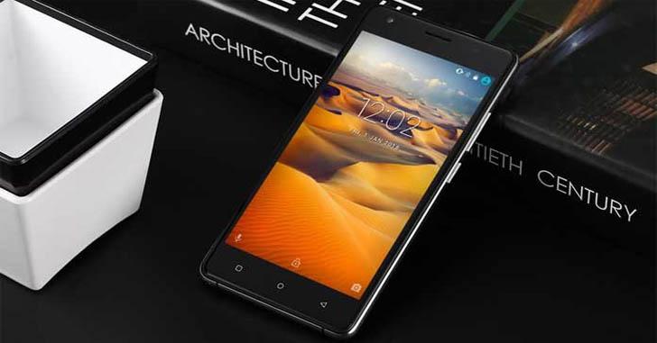 Официально представлен бюджетный смартфон Oukitel C5