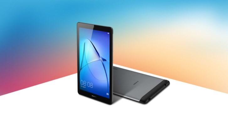 Появились подробные сведения о двух новых планшетах Huawei