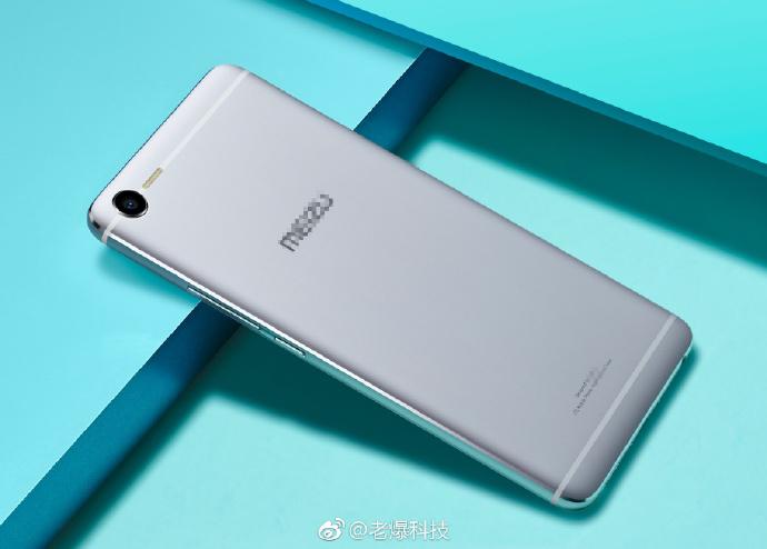 Согласно пресс-рендеру, Meizu E2 должен выглядеть так