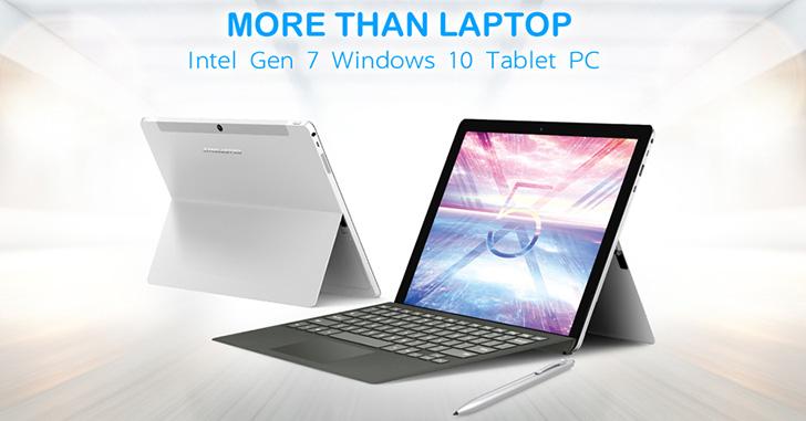 Цена дня: 12,2-дюймовый Teclast X5 Pro с Core M3, 8 ГБ RAM, 256 ГБ SSD за 480$