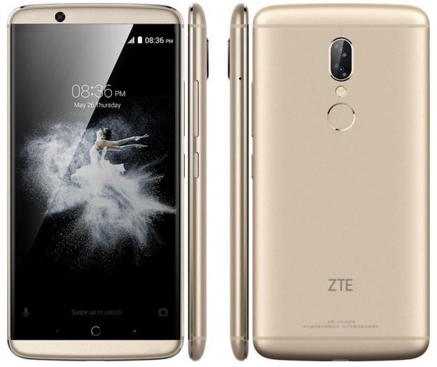 Опубликованы характеристики ZTE Axon 7S