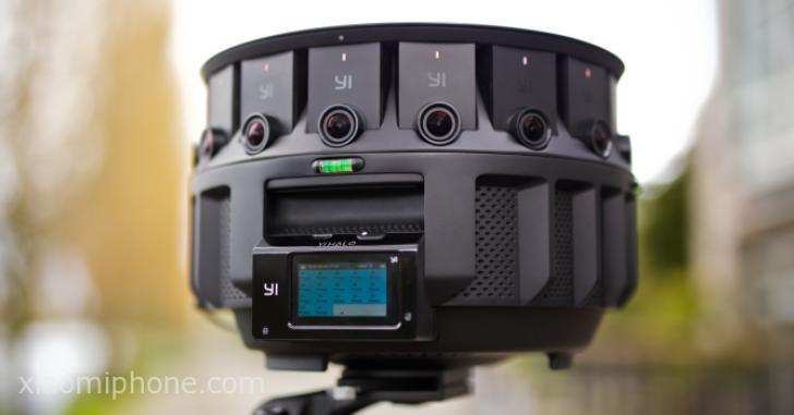 Yi выпустит камеру с обзором 360 градусов за сумасшедшие деньги