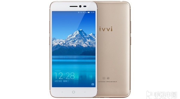 Представлен бюджетный смартфон Ivvi F2