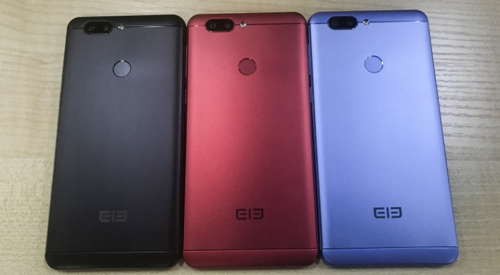 Elephone P8 Mini впервые показан на фото