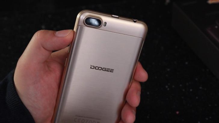 Обзор смартфона Doogee Shoot 2 - два выстрела и оба мимо