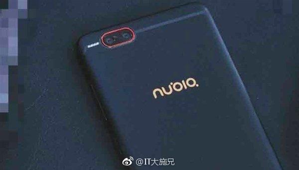 Новый смартфон Nubia может получить вспышку как у Meizu E2