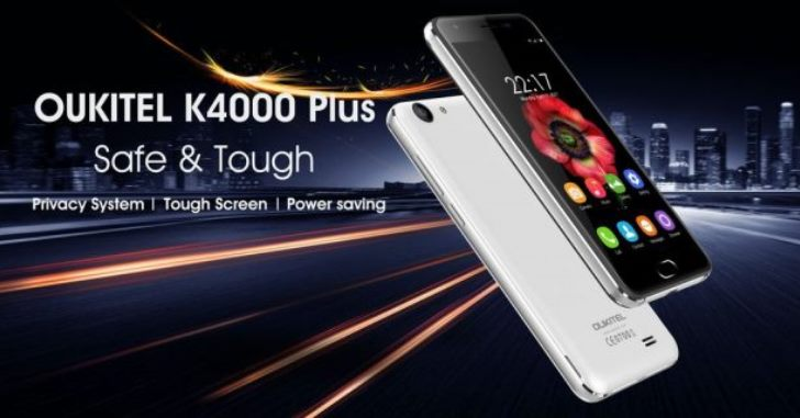 Oukitel K4000 Plus получит продвинутые опции безопасности