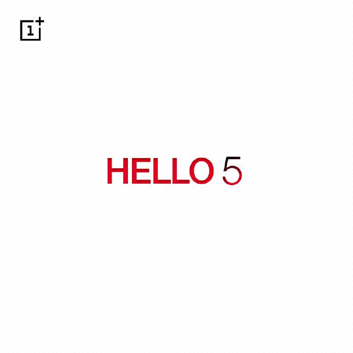 Вышел официальный тизер OnePlus 5