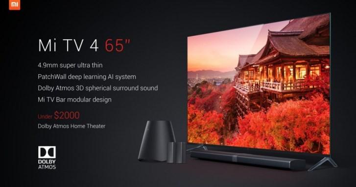 Новые Xiaomi Mi TV покажут 18 мая