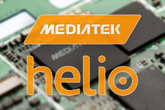 MediaTek разрабатывает чип Helio P23