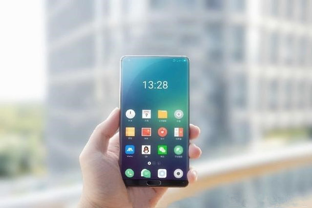 Безрамочный смартфон Meizu может появиться в 2018 году