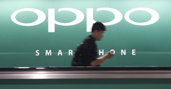 Oppo A77 - еще один смартфон для любителей селфи