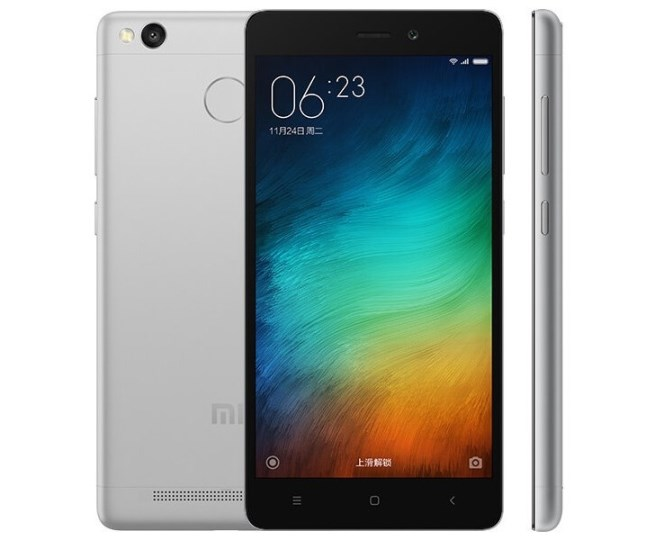 Xiaomi Redmi 3S отлично продается в Индии, как и его версии