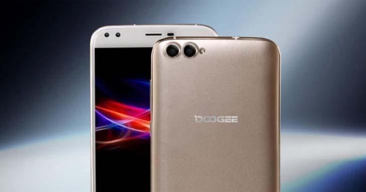 Doogee X30 получит процессор Helio X30 и четыре камеры