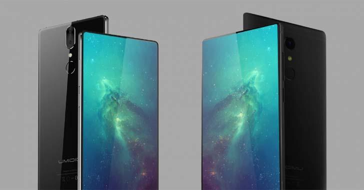 Umidigi показала восемь вариантов смартфона Crystal