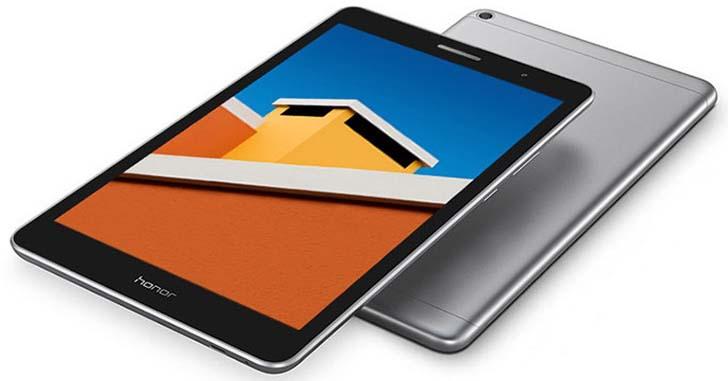Huawei представила 8 и 9,6 дюймовые планшеты Honor Play Tab 2